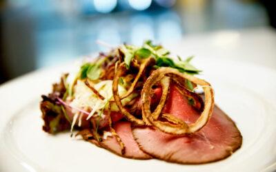Den klassiske roastbeef mad med remoulade