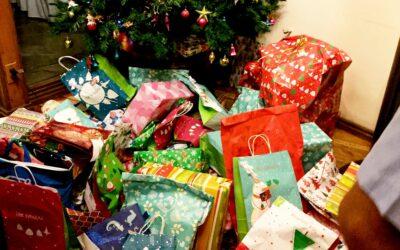 Julegaverne bliver i højere omfang købt på Nettet.