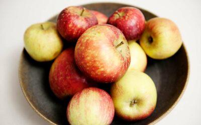 Et æble om dagen holder skorstensfejeren fra døren