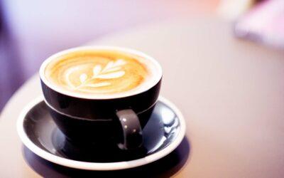 Billede af en lækker kop cappuccino