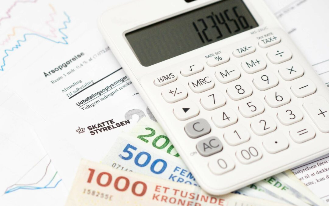 Image of accounting funds for your website