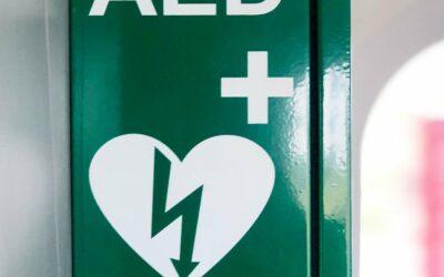 Giv liv med en Hjertestarter