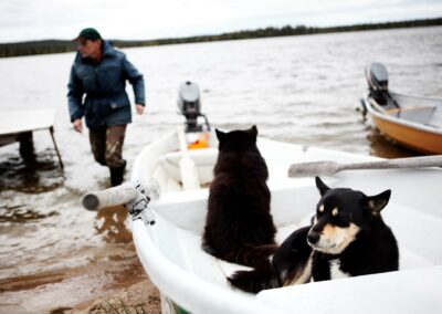 Sejlads med hund skal planlægges
