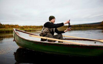 Jagt i båd er noget helt specielt