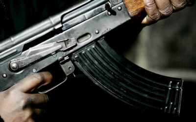 AK47 er designet af den berømte våbendesigner Kalasjnikov