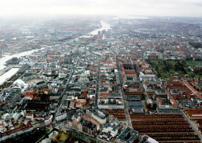 København set ovenfra