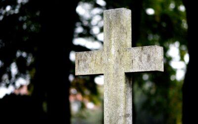 Korset er et smukt kristent symbol