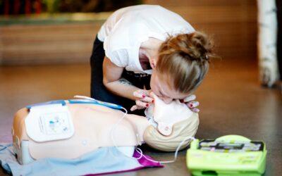Kunstigt åndedræt redder liv