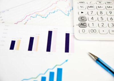 Billede af regnskabsvæsnets vigtigste værktøjer
