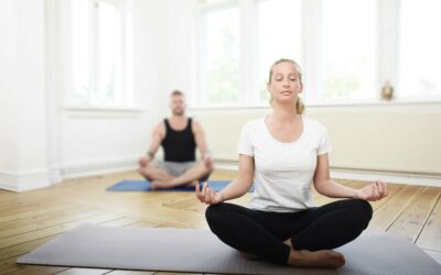 Meditation i hjemmet