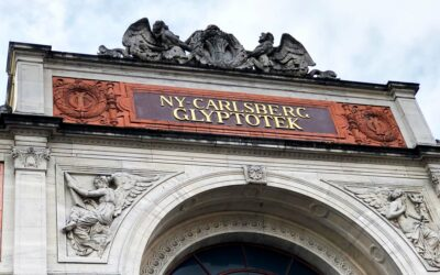 Ny Carlsberg glyptoteket i København