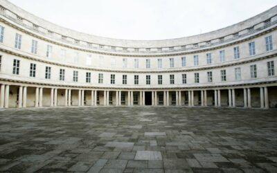 Politigården er en smuk klassisk bygning
