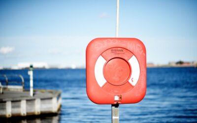 Redningskranse – og stiger øger sikkerheden i havneområder