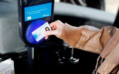 Du checker nemt ind med rejsekort