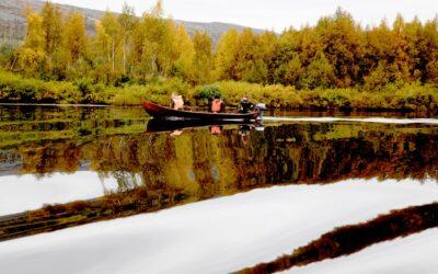 Sejlads på søer er en dejlig fritidsbeskæftigelse