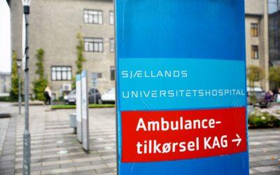 Sjællands universitetshospital, Region Sjælland