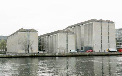 Danmarks udenrigsministerium på Christianshavn