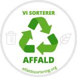 affaldssorteringsmærket - pepbercorn.dk