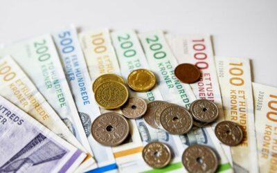 Kontanter bruges stadig til betaling