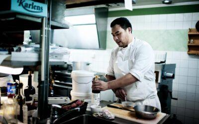 Chef, David Chang