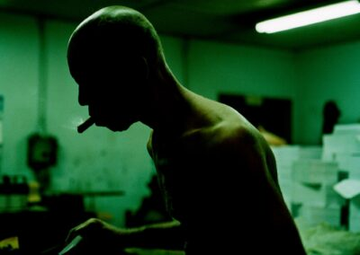 Green cigar
