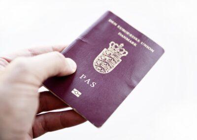Det danske pas